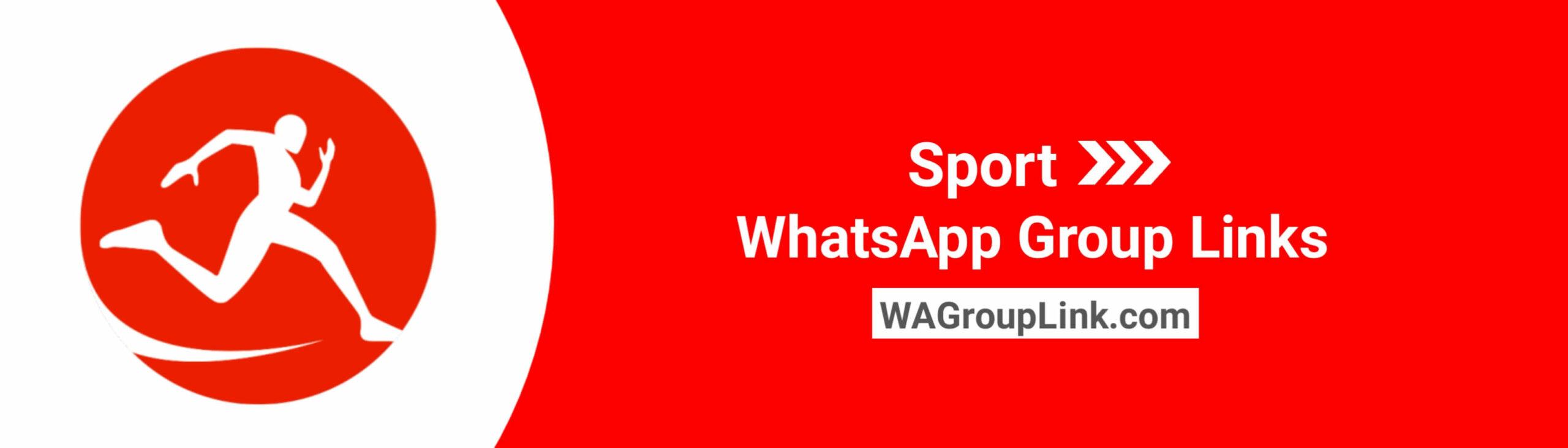Sports WhatsApp Group Links